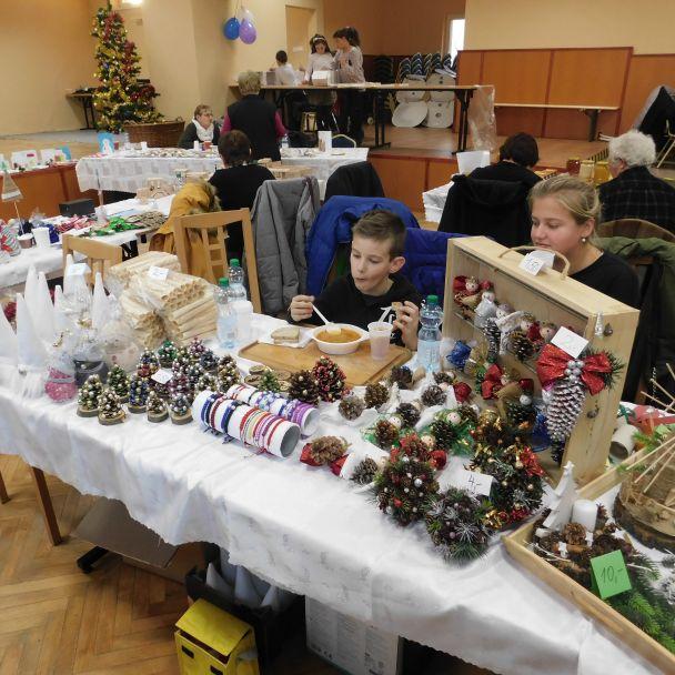 Vianočné trhy - Mikuláš - 2018