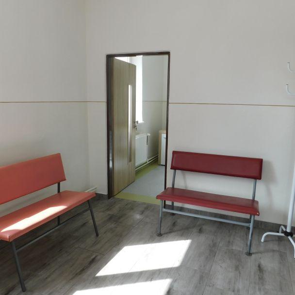 Rekonštrukcia zdravotného strediska - 2019