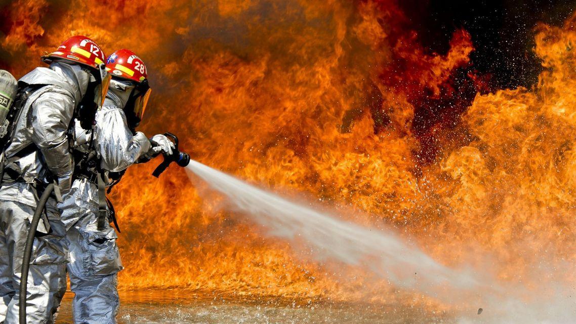Vyhlásenie času zvýšeného nebezpečenstva požiaru