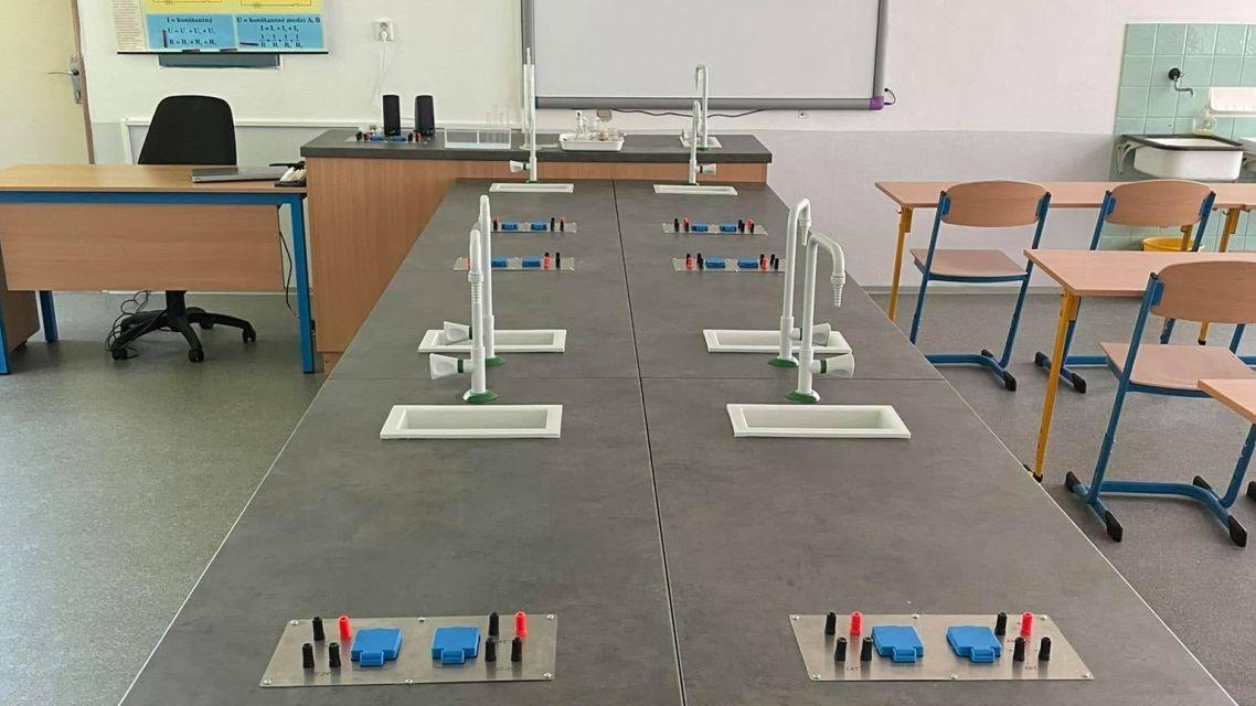 Biologicko - chemická učebňa
